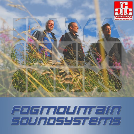 Fogmountain Soundsystems Bamaolo Moods Cover