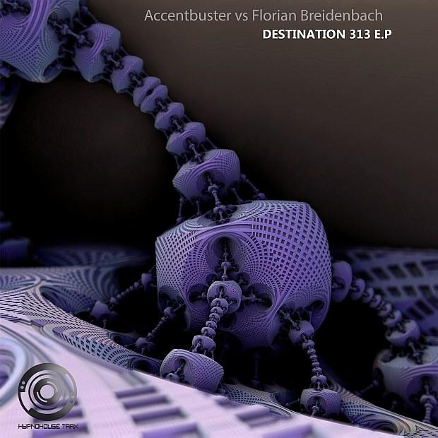 Accent B vs Florian Breidenbach – Destination 313 EP Hypnohouse Trax 058